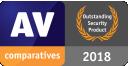 Award - AV Comparatives 2018